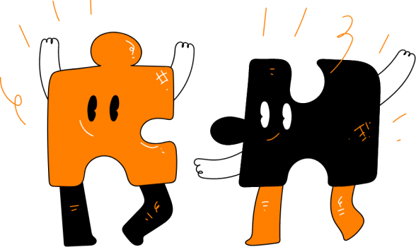 web development, relationships _ puzzle, piece, dating, fit together, project, meeting, together